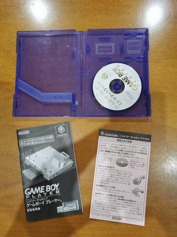 Gamecube gameboy player solo cd come nuovo