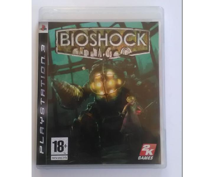Gioco usato sony ps3 playstation 3 bioshock game video game