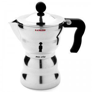 Moka alessi caffettiera espresso da 6 tazze