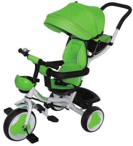 Passeggino triciclo con sedile girevole 360â° kidfun