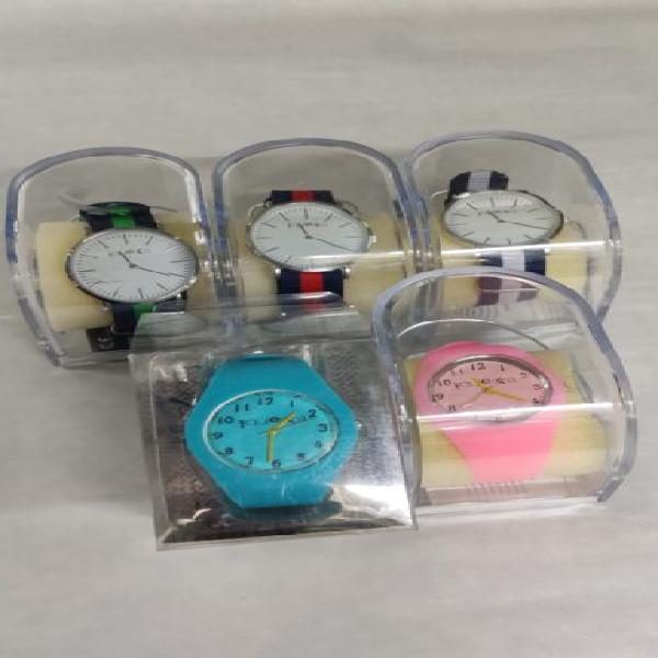 Stock lotto 5 orologi nuovi con scatola e garanzia
