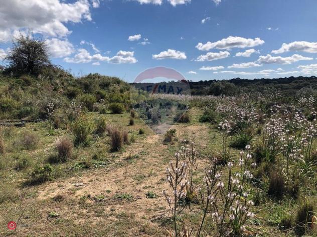 Terreno agricolo di 9639mq in contrada sfatto a melilli