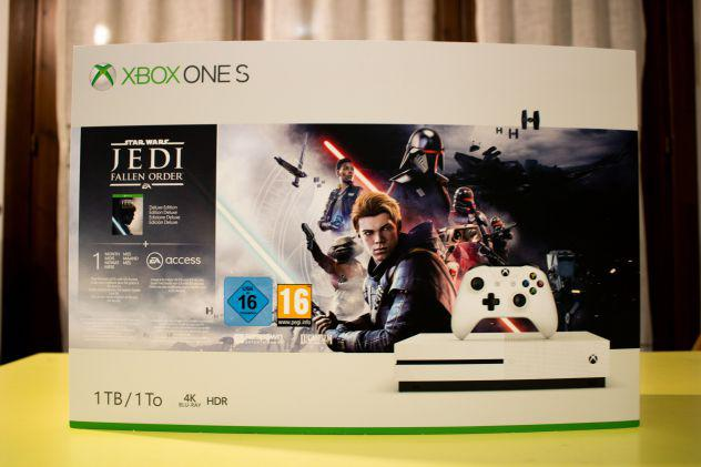 Xbox one s 1tb bundle star wars jedi: fallen order