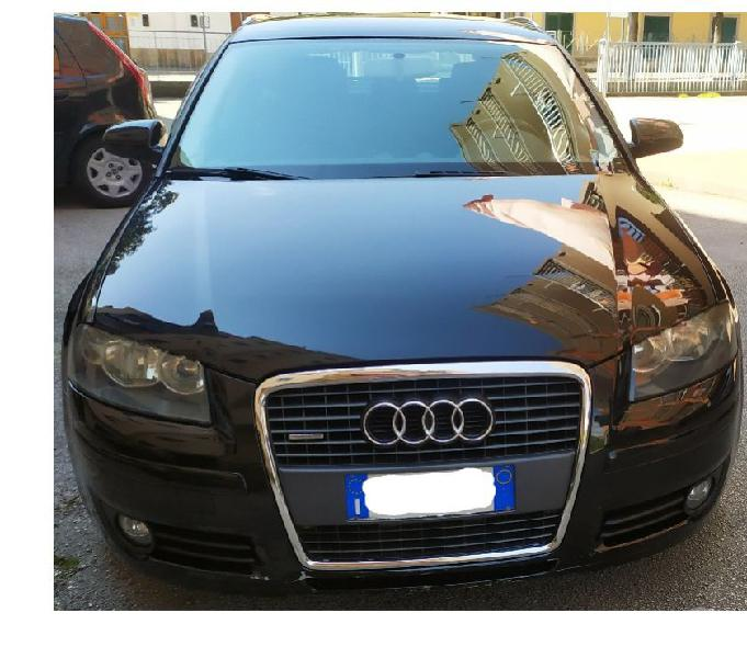 Audi a3 2 serie spb 2.0 16v tdi quattro ambition