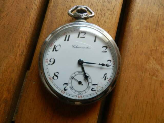 Orologio da tasca chronometre