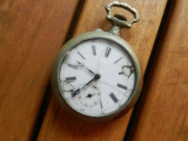 Orologio da tasca funzionante