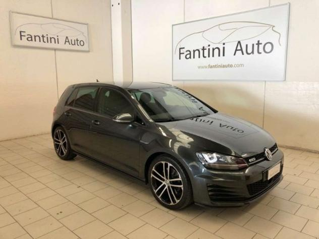 Volkswagen golf gtd 2.0 tdi 5p. dsg euro6 navi radar led