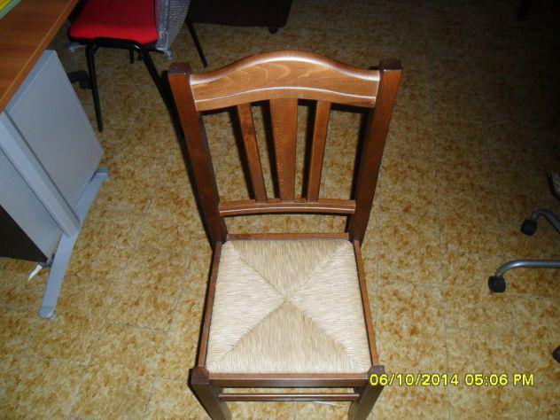 Sedia legno paglia 【 OFFERTES Luglio 】 | Clasf