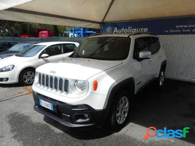 Jeep renegade diesel in vendita a lerici (la spezia)