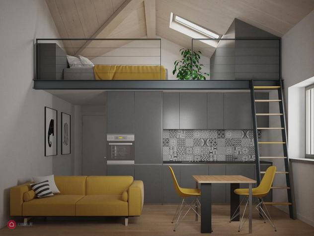 Appartamento di 35mq in via canonico villa a desio
