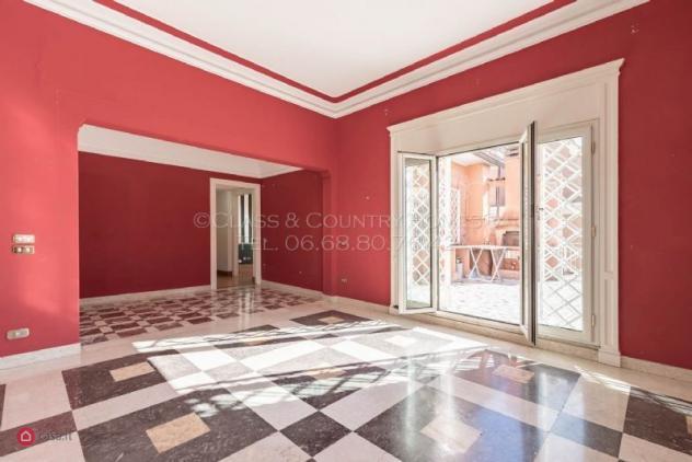 Attico/mansarda di 280mq in via archimede a roma