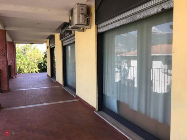 Locale commerciale di 60mq in via marco tullio cicerone snc