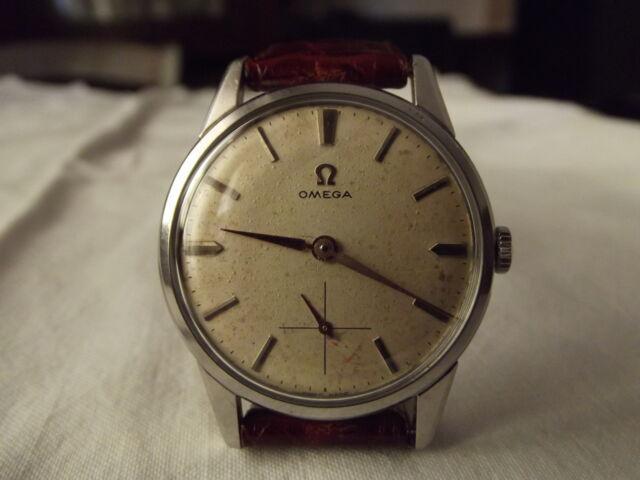 Orologio omega anni 60 carica manuale