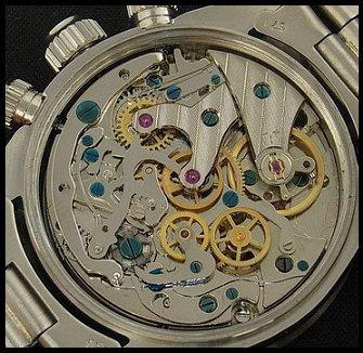 Riparazione orologi meccanici