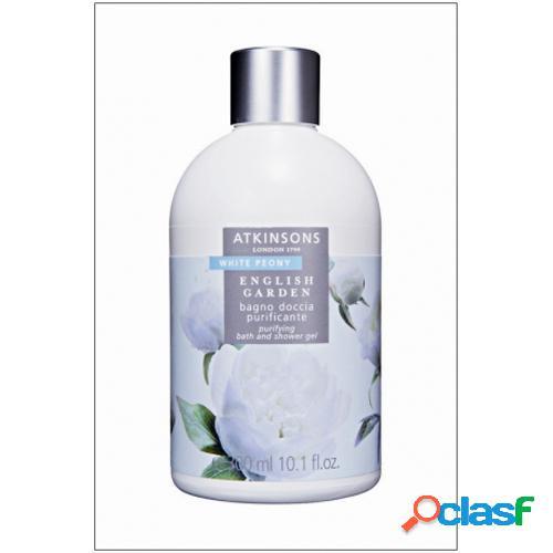Atkinsons english garden white peony bagnodoccia purificante 300ml