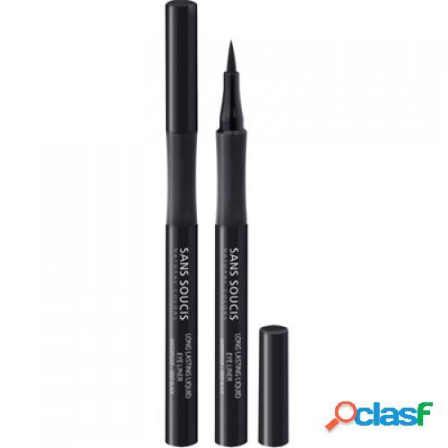 Sans soucis long lasting liquid waterproof eyeliner - deep black