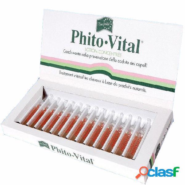 Marbel phito vital fiale anticaduta prodotti naturali 13x6ml