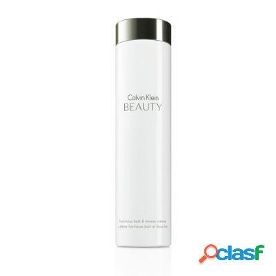 Calvin klein beauty luminous bath & shower cream 200ml
