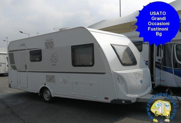 Knaus sport 500 qdk -2015 caravan usata rif. 13234425