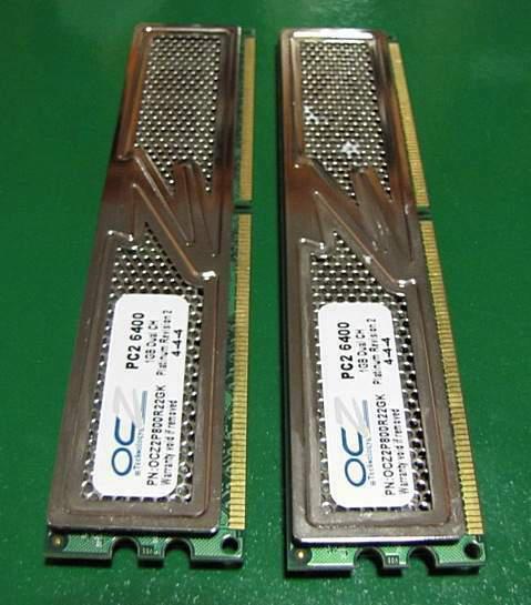 Memorie ram funzionanti ddr e ddr2 per vecchi computer pc