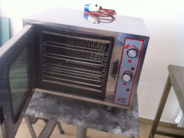 Mini forno a convenzione elettrico