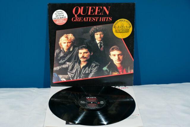 Queen greatest hits lp vinile *ex/ex-* 1981 raro