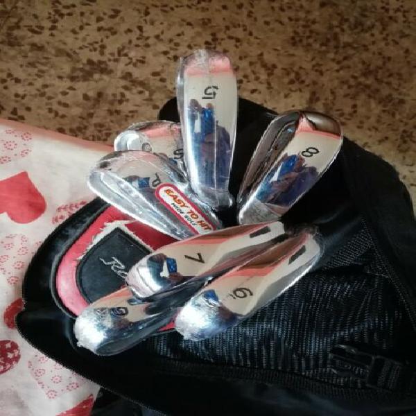 Set mazze da golf con sacca