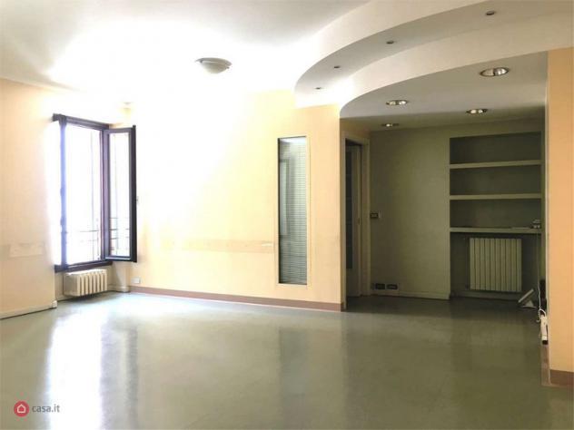 Ufficio di 130mq in via Mosè Bianchi 101 a Milano
