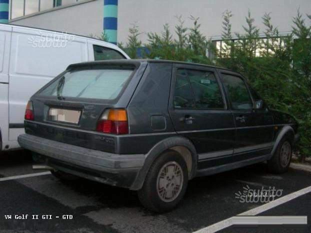 Volkswagen golf 2ª serie