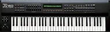 Synth multitimbrico roland jv 80