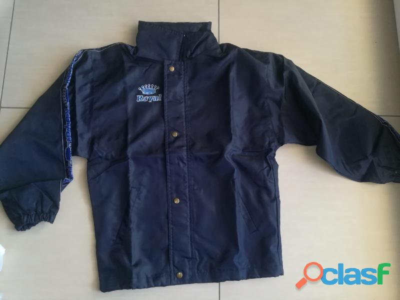 Jacket antivento blu royal xs nuovo