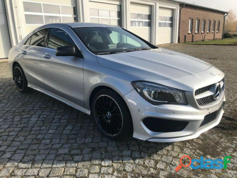 2018 mercedes benz cla 250 4matic pacchetto amg
