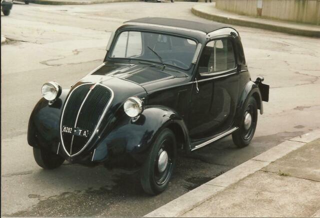 Auto d'epoca vendesi, restauro fiat topolino, 500, balilla