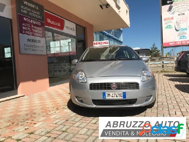 Fiat grande punto benzina in vendita a silvi (teramo)