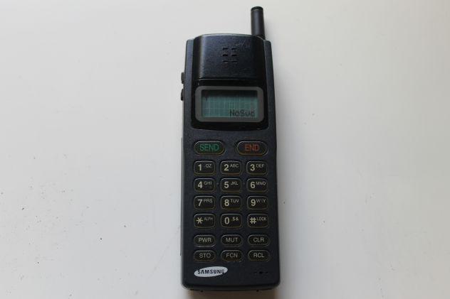 Samsung sh-710 cellulare e-tacs per collezione