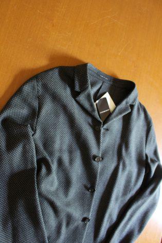 Emporio armani giacca uomo nuova