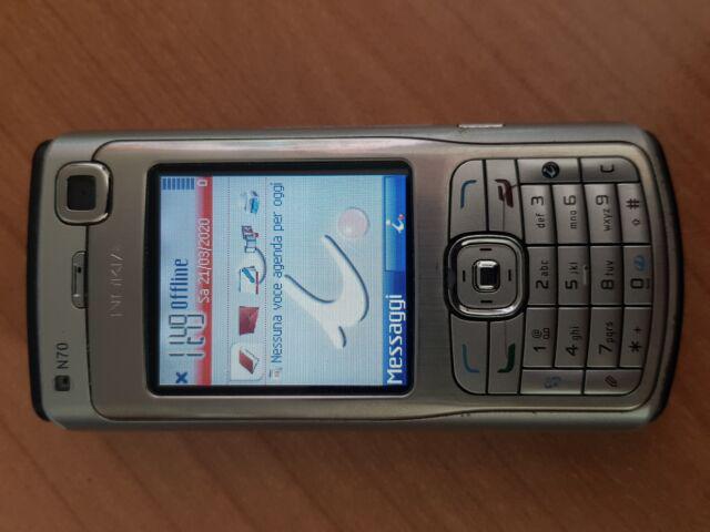 Nokia n70 usato e funzionante