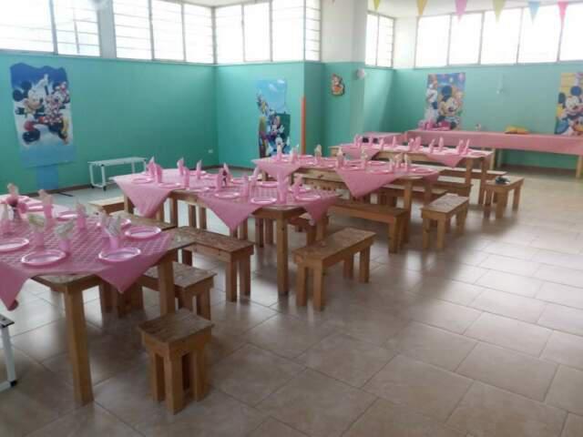 Noleggio tavoli e panche per ogni evento