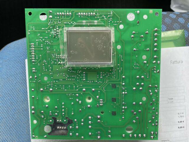 Scheda elettrica radiant rbs 24