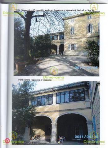 Villa di 828mq in loc. torre fiorentina via fiorentina 23 a