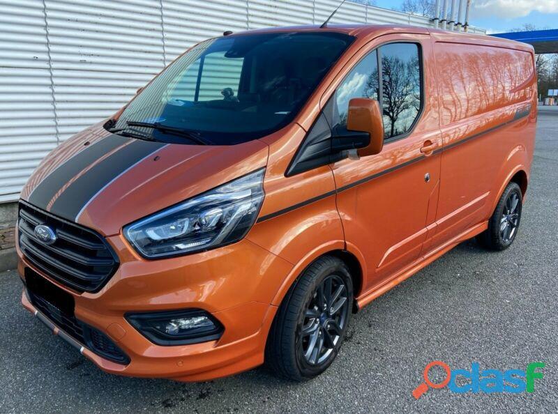 Ford transit custom sport l1 aut