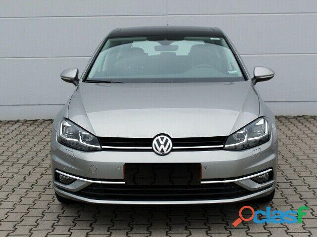 2019 volkswagen golf vii 2.0 tdi dsg highline led sd navi alcantara tetto