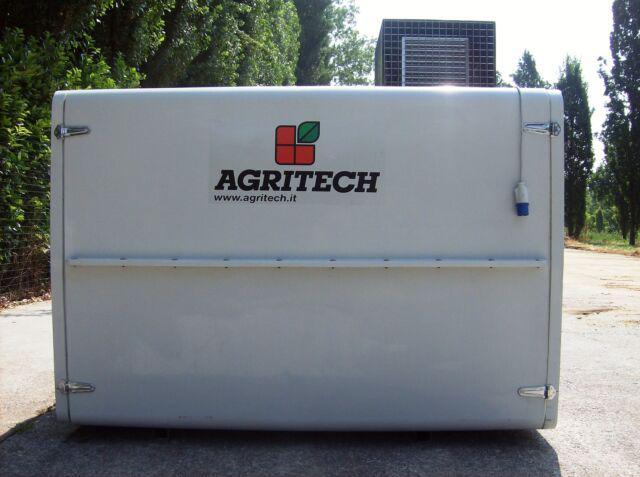 Box frigo per le carcasse di animali, mod. agricool120