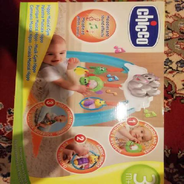 Chicco gioco palestra hippo