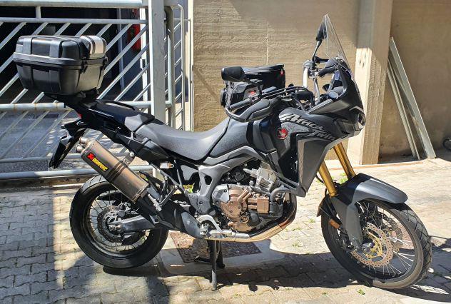 Honda crf1000l africa twin dct - 2017