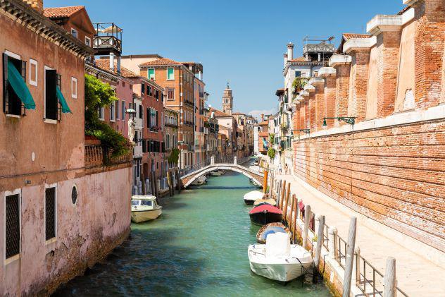 Venezia (zattere) lussuoso appartamento per studenti e/o