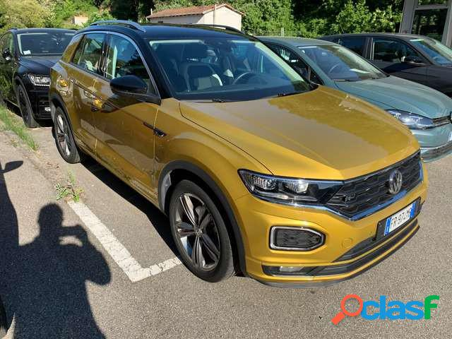 Volkswagen t-roc diesel in vendita a lerici (la spezia)