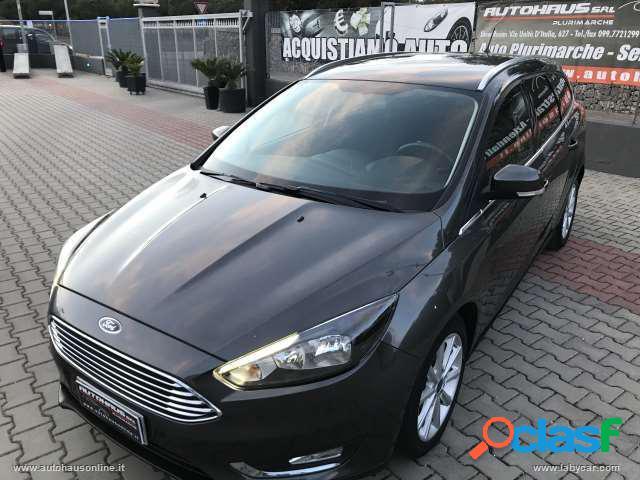 Ford focus 1.5 tdci 120 cv s&s pow. sw tit.