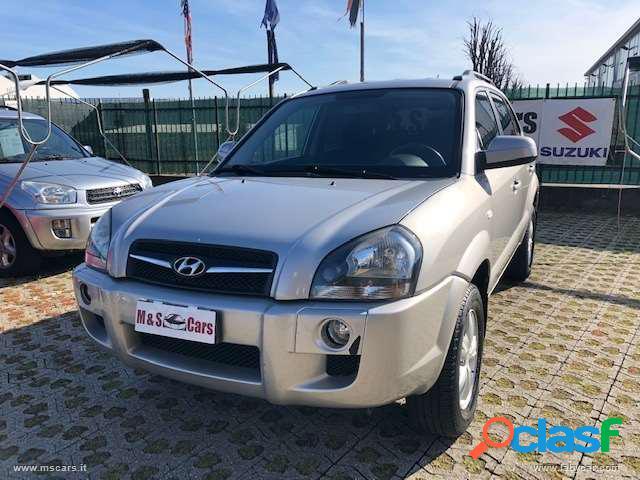 Hyundai tucson 2.0 crdi vgt 2wd active