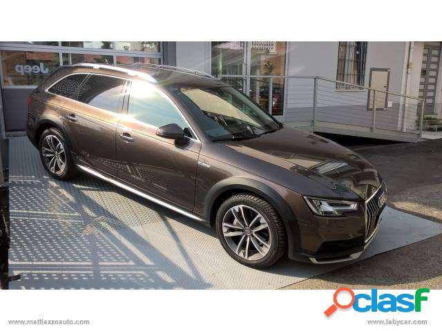 Audi a4 allroad 2.0 tdi 190cv s tr. bs. evol.